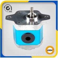 Bomba de engranajes de aceite hidráulico de hierro fundido de alta presión para maquinaria