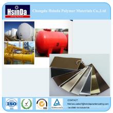 Revêtement non-toxique de poudre de polyester d'époxyde pour le réservoir de stockage de l'eau en aluminium