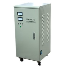 Single Phase High Accuracy Full Automatic AC Voltage Stabilizer