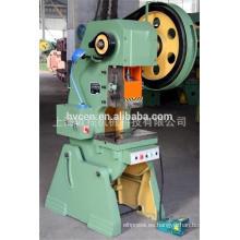 Máquina de punzonado de corte por barra colectora J21