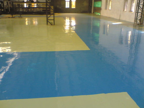 Waterborne Epoxy Coating