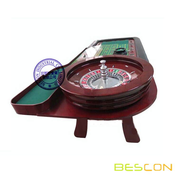 Luxury Casion Roulette + with Roulette Wheel