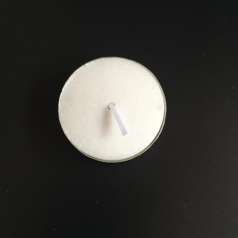 Church Religous Paraffin Wax White Tealights Candle