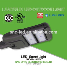 120w led street light with photocell, outdoor led led street lamp, ul 120 watt street light led