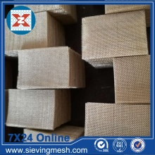Vente chaude Copper Mesh Screen