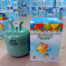 Disposable Helium Cylinders for Balloons