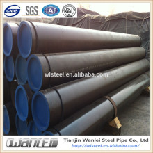black painting api5l b carbon seamless steel pipe on sale