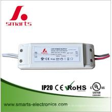 Plastikabdeckung 500ma 20w 24w 110v Wechselstrom zu 35-40v DC-Stromversorgung