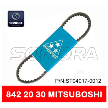 MITSUBOSHI DRIVE BELT V BELT 842 x 20 x 30 SCOOTER MOTORCYCLE V BELT CALIDAD ORIGINAL