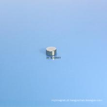 Ímã permanente Ts16949 do neodímio de NdFeB do disco da alta qualidade 33eh