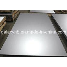 Alta qualidade folha de titânio ASTM F136 / placa