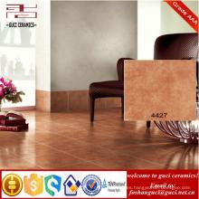 azulejo de piso rojo barato para azulejo esmaltado
