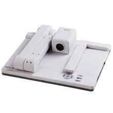 2mp Portable Document Camera 2cm - 5cm White Color For Classroom / Conference