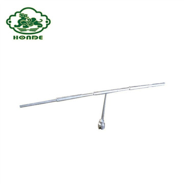 Galvanized Ground Anchor Manual Tool Untuk Shed