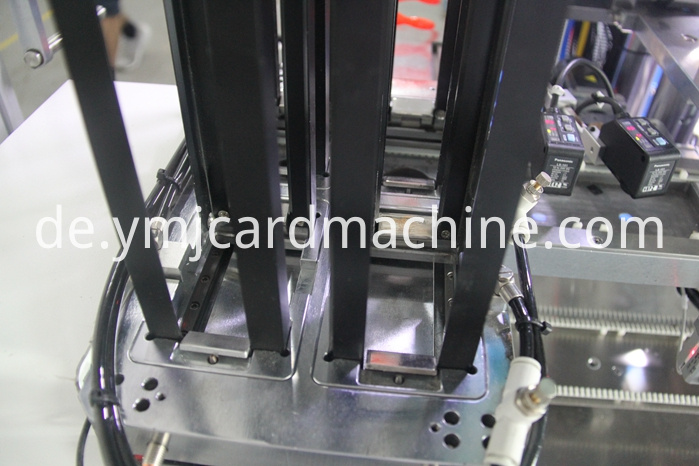Smart Card Embedding Machine