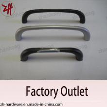 Fábrica de Venda Direta alça de mobiliário de alça de gabinete de liga de zinco (ZH-1018)