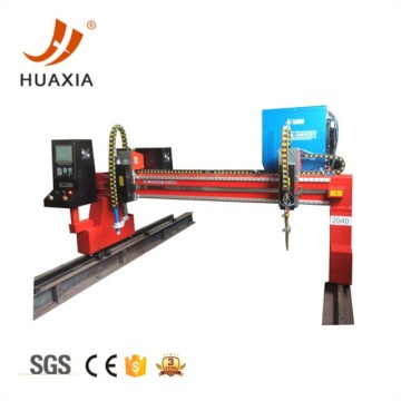 Kualiti Gantry Plasma Cutting Machine For Steel
