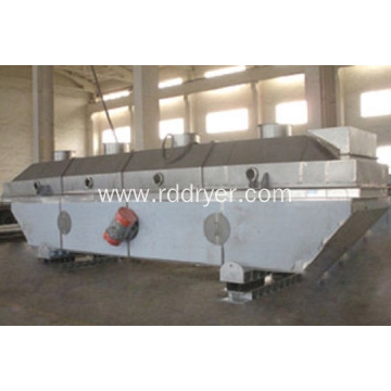 Vibrating Fluid Bed Drying Equipment for Food Industrial