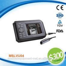 Gutschein verfügbar! MSLVU04N Portable Kuh Ultraschall Scanner & portable Ultraschall-Scanner für Tierärzte