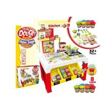 Juego de masa para niños juguete de conjunto de juguete de cocina (h5931105)
