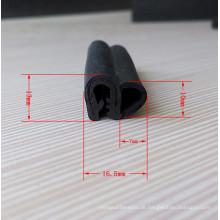 Drei Composite-EPDM-Autotür-Gummidichtungs-Streifen