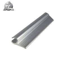 aluminium extrusion rail keder, lightweight keder