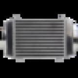 Full Aluminum Intercooler For BMW MINI COOPER S R53 02-06 TOP MOUNT