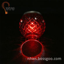 China best factory directly solar wind bell light