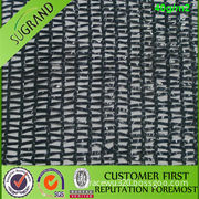 HDPE material with UV stabilizer agriculture sun shade net