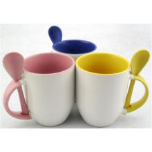 Magic Mug with Inner&Handle Color Changing Mug