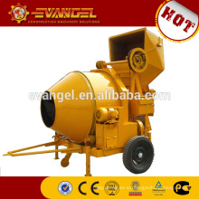 Mezclador de hormigón del precio bajo con el motor diesel del tipo hidráulico