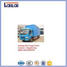 El camión de carga Jiefang 5ton Lorry Truck Faw