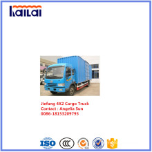 FAW 4X2 Cargo Trucks (Van Truck) in Good Price
