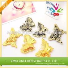 cheap price iron adhesive metal sticker