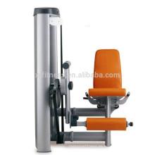 Equipo de gimnasio comercial / nueva plataforma vibratoria / Extensión de pierna