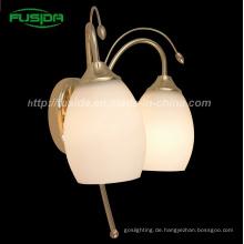 European Style Glass Wandleuchte / Wandleuchte für Dekoration (8103 / 2W)