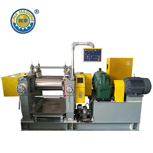 Low Maintenance Medium Production Open Mixing Mill