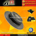 OEM Auto Bremsscheibe Rotoren für GM-Gruppe Auto Teile