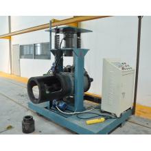 Pile de béton précontraint / machine de tension