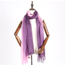 customized design modal cashmere scarf