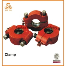 ZG35CrMo Hub Clamps Assembly för Emsco Pump