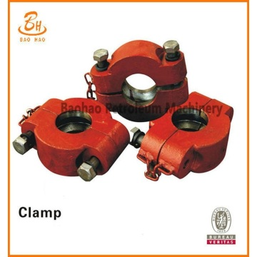 Hub Clamps Assembly Bomco Pump