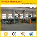 Alta calidad HR CR SS GI bobina de acero de corte de la máquina para cortar