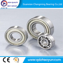 Stainless Steel Ball Bearing Deep Groove Ball Bearing