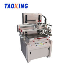 Flat Plastic Sticker Silk Screen Printing Machine