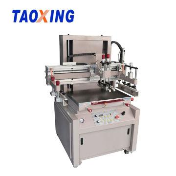 Máquina de impressão de tela de rotulagem semi-automática