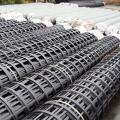 Aço de alta resistência - geogrelha plástica