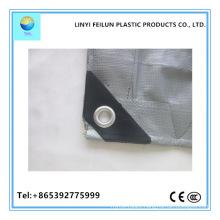 Durable High Quality Grey Tarpaulin