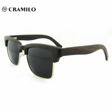 Brand cool natural wood  sunglasses