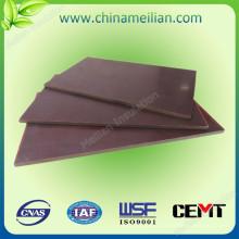 Resina de epoxy de la hoja de aislamiento magnética de la fibra de vidrio